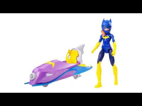DC Super Hero Girls Batgirl Action Figure With Batjet | Toys R Us Canada