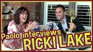 Ricki Lake missed the Emmy's but here is her EMMY ACCEPTANCE SPEECH!