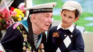 """""""Ветераны"""" сл. М.Гуровой исполняют Татьяна и Аня Пестеревы."""