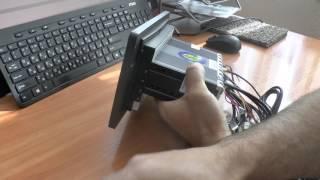 Видеоурок: Установочный комплект. Рамка+ автомагнитола Redpower.
