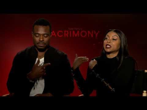 Acrimony: Taraji P Henson & Lyriq Bent  Movie