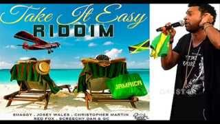Shaggy - Work So Hard - Take It Easy Riddim - Ranch Entertainment - August 2014