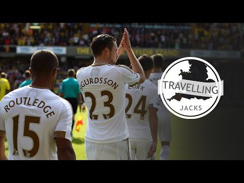 Swans TV - Travelling Jacks: Watford