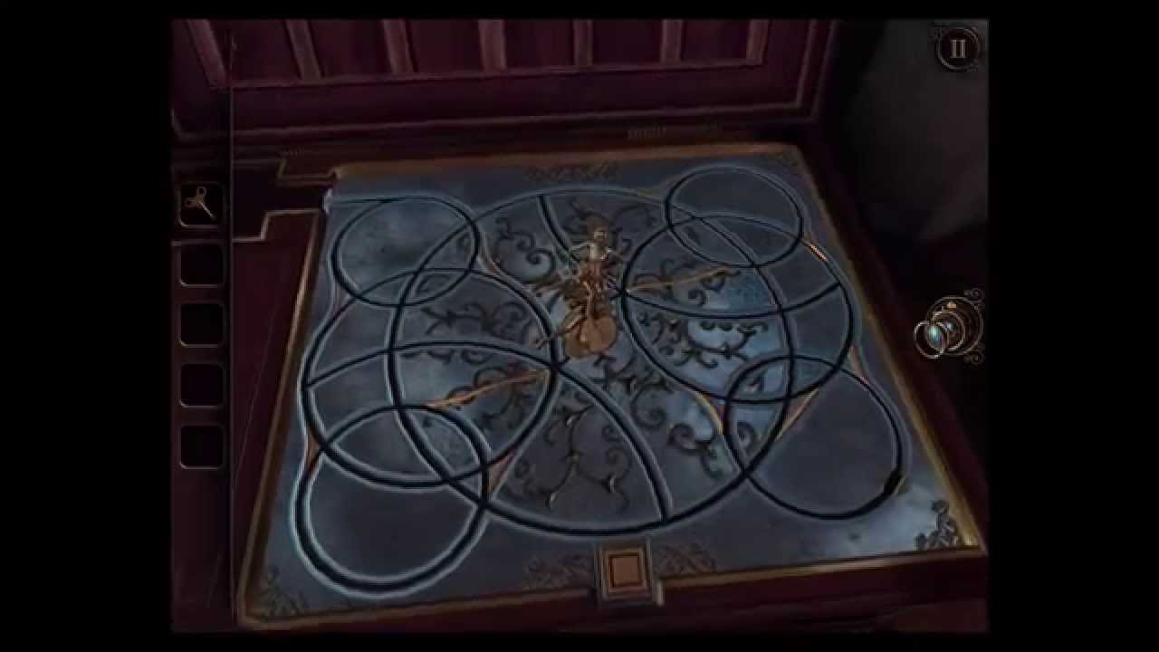 The Room Three (3): Chapter 2 Music Box Ballerina Puzzle ...