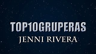 #Top10 Especial #3: Jenni Rivera #JenniVive