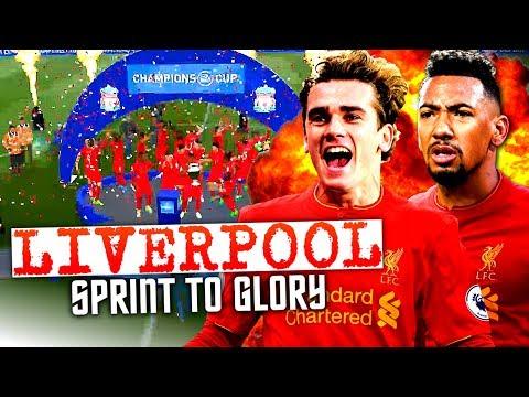 FIFA 17 : IN EINEM VIDEO ZUM CHAMPIONS LEAGUE TITEL !!! 🔥🔥🔥 FC LIVERPOOL SPRINT TO GLORY KARRIERE