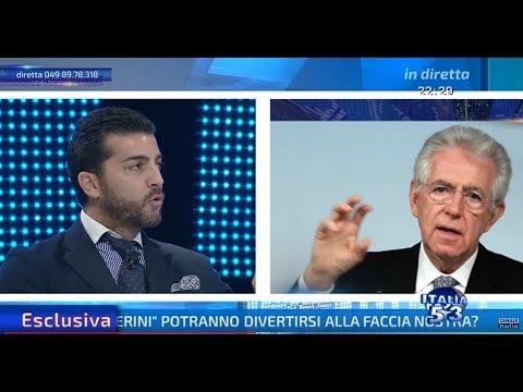 'La Matrix Europea' - Francesco Amodeo | Notizie Oggi Lineasera
