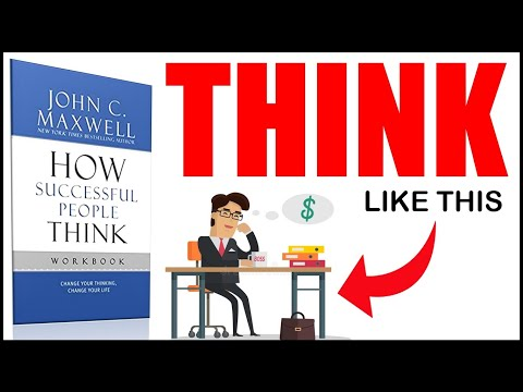 5 THINKING TECHNIQUES TO BECOME SUCCESSFUL | HOW SUCCESSFUL PEOPLE THINK | ANIMATED SUMMARY