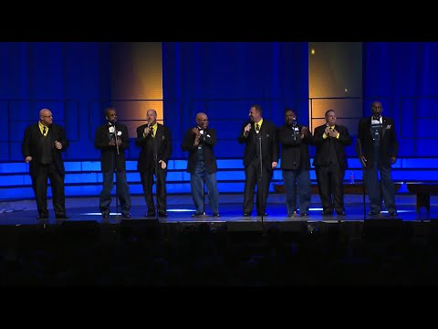 Fairfield Four - Roll Jordan Roll (feat. Crossroads) (live on the Saturday Night Spectacular)