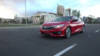 2016 Civic Coupe: A Great Little Car In An Odd Shell