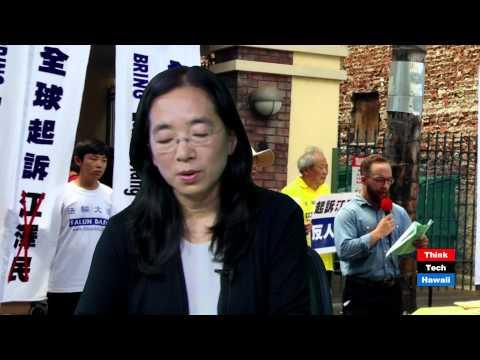 Hawaii Residents Sue Jiang Zemin