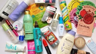 Biggest Empties EVER | Products I've Used Up| Fall 2016