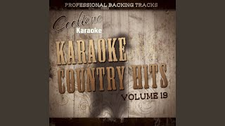 Anything Goes (Originally Performed by Randy Houser) (Karaoke Version)