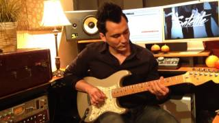 Quiero Estar - Satelite feat. Marcela Gandara [Tutorial de guitarra]