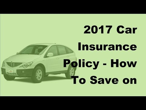 2017 Car Insurance Policy | How To Save on Collector Car Insurance