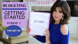BUDGETING - Let's Get Started | THE SET-UP  | VIDEO #1