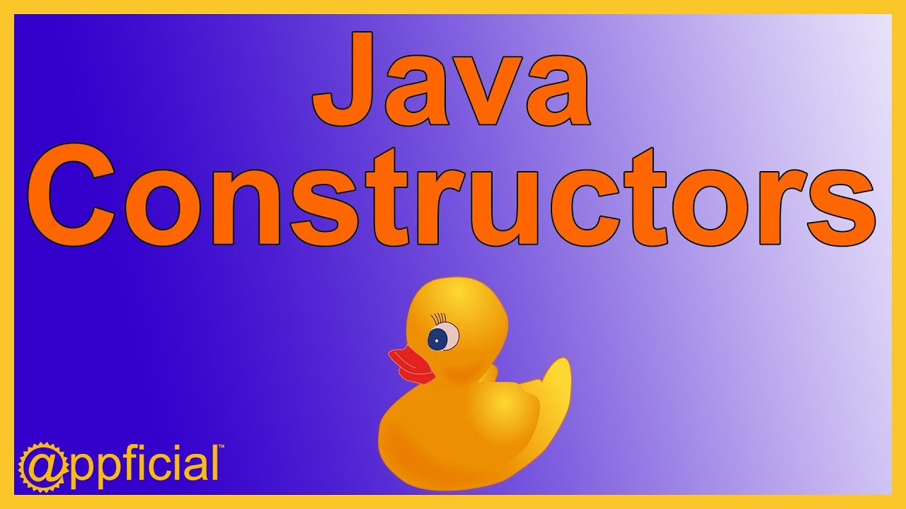 Java constructor methods for classes java programming tutorials java constructor methods for classes java programming tutorials appficial baditri Image collections