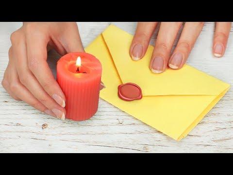Варианты конвертов своими руками