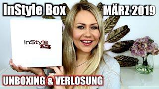 Unboxing & Verlosung InStyle Box März 2019 | Super Glow! 😍