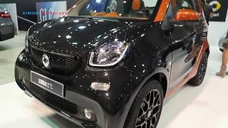 NEW 2019 Smart ForTwo - Exterior & Interior