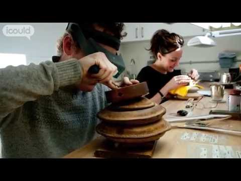 Career advice on becoming an engraver