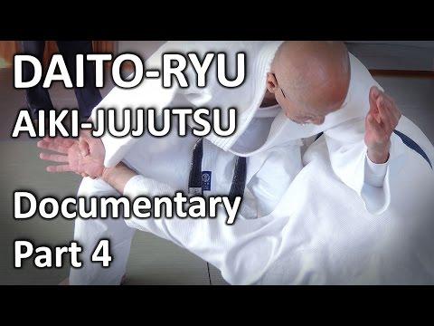 Daito-ryu Aikijujutsu Documentary (4/6) Morals & Weapons in Daito-ryu
