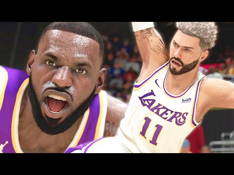WE'RE GUARANTEED A TITLE ... BUT ITS TIME TO LEAVE LEBRON! - NBA 2K21 MyCAREER #14
