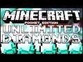 UNLIMITED DIAMONDS IN MCPE!!! - Duplication Glitch 0.12.0 / 0.12.1 - Minecraft PE  (Pocket Edition)