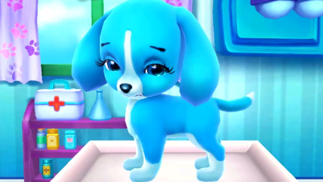 Puppy Love My Dream Pet Play Fun Dress Up My Little Dog Youtube
