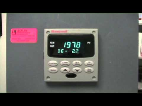 how to use accutune on a honeywell udc controller youtube rh youtube com Honeywell Home Alarm Systems Manual Honeywell Programmable Thermostat Owner Manual