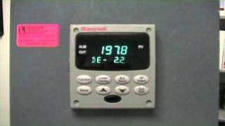 How to Use Accutune on a Honeywell UDC Controller