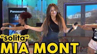 Mia Mont Presenta Su Nuevo éxito 'solita'