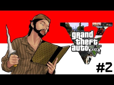 Dolan Game! UPACARA BENDERA GTA V
