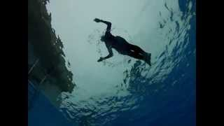 Freedive Bubble ring