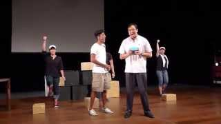 Short + Sweet Musical Malaysia 2013: Out of the Box