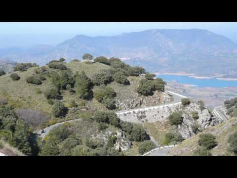 Motorcycle Tour in Spain - Andalusia Classic, Mediterranean to Atlantic // BMW 1200 GS