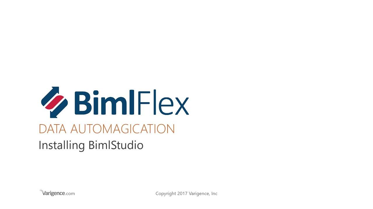 Installing BimlStudio