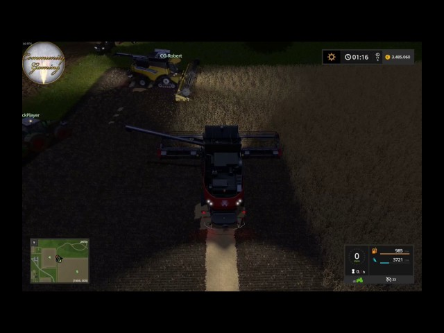 Let's Play Landwirtschafts Simulator 2017   Server-Crash !!   Folge #017