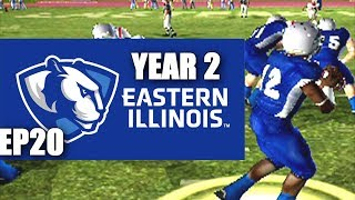Running Wild - Eatern Illinois Dynasty - NCAA Football 2006 - EP20