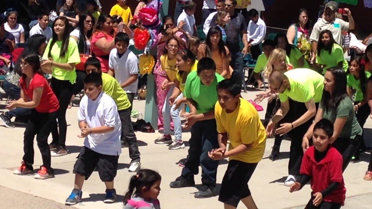 Celebracion de el 5 de Mayo en Tome Elementary 10 de 11 ...