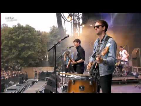 Citizens! live @ Rock en Seine 2012 part I