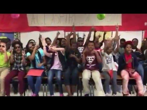 BES 5th Graders ACT Aspire Rap