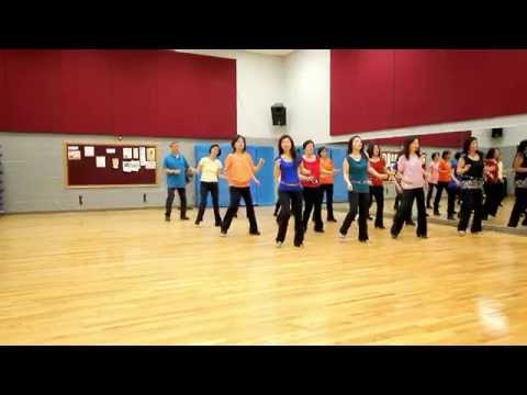 Get Up, Get Down - Line Dance (Dance & Teach in English & 中文)