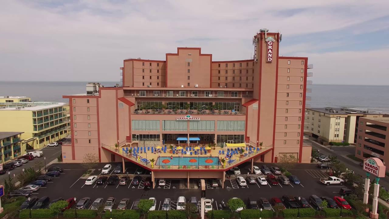 Grand Hotel Spa Ocean City Md