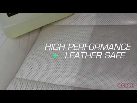 Detailing Interiors - How to clean leather seat safe & effectively