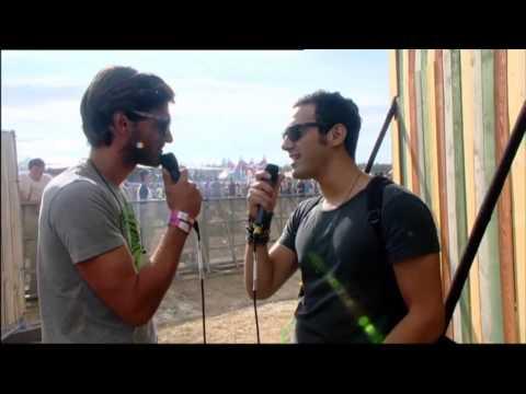 Interview Ummet Ozcan @ Summerfestival 2015