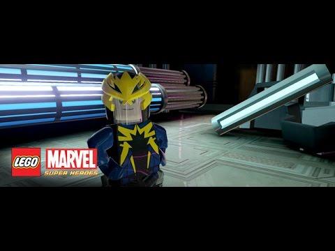 Прохождение игры LEGO MARVEL Super Heroes Свободная игра. 60 серия ЗВЁЗДНЫЙ ЛОРД