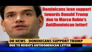 Dominicans Support Donald Trump Free HD Video