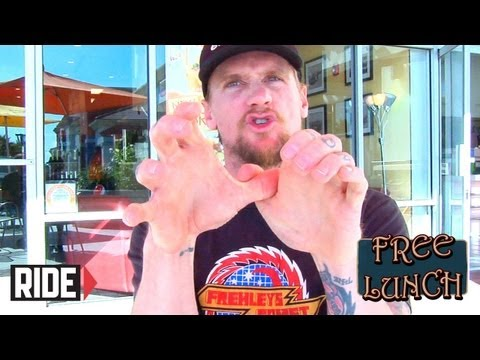 Mike Vallely:  Gonz Fights Tony Alva, Big Bird and More on Free Lunch Archives Part 3 of 4