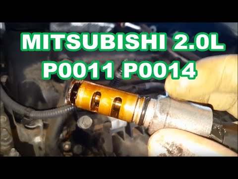 MITSUBISHI 2.0L P0011 P0014 OUTLANDER / LANCER variable valve timing solenoid vvt 2007-2016?